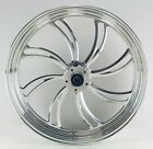 TWISTED VORTEX FRONT WHEEL 21 x 35 HARLEY ELECTRA GLIDE ROAD KING STREET 00 07
