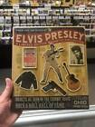 ELVIS PRESLEY RARE MAGNET SET FROM ROCK AND ROLL HALL OF FAME EXHIBIT SEALED (D)
