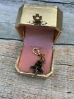 Juicy Couture Christmas Tree 2008 Green Gold Charm Rare
