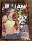 NEW Jillian Michaels KILLER BODY Fitness Workout DVD Free Shipping