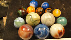5 Shooters and other Classic Jabo marbles by the Master Dave McCullough  j19a