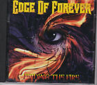 EDGE OF FOREVER FEEDING THE FIRE RARE OOP CD FROM 2003 ALESSANDRO DEL VECCHIO