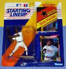 1992 CECIL FIELDER Detroit Tigers EX/NM *00 s/h* Starting Lineup + poster Prince