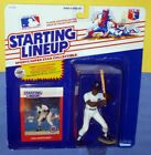 1988 LOU WHITAKER Detroit Tigers #1 * FREE s/h * Rookie Starting Lineup