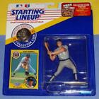 1991 ALAN TRAMMELL Detroit Tigers EX/NM #3 * FREE s/h * Starting Lineup + coin