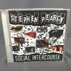 Social Intercourse Stephen Pearcy CD 2002 Triple X Ent Ratt Signed Autographed