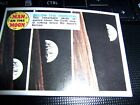 1969 Topps Man on the Moon Trading Cards 16