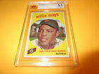 Vintage Willie Mays Baseball Card Timeline: 1951-1974 28