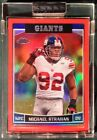 Michael Strahan Cards, Rookie Cards and Autographed Memorabilia Guide 5