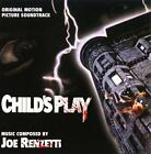 Child's Play - Complete Score - Limited 1200 - OOP - Joe Renzetti