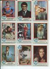 SUPERMAN MOVIE COMPLETE 77 CARD SET SERIES I - TOPPS 1978