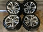 19 INCH GENUINE AUDI Q3 S LINE ALLOY WHEELS TYRES