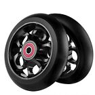 Z FIRST 2pcs Replacement 100mm Pro Scooter Wheels with ABEC 9 Bearings for