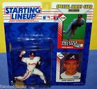 1993 JOHN SMOLTZ Atlanta Braves NM+ Rookie * FREE s/h * HOFer Starting Lineup