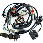Complete Electric Harness CDI Coil Solenoid for GY6 150 250cc Quad Bike Buggy