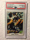 Dan Fouts Cards, Rookie Card and Autographed Memorabilia Guide 36