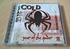 COLD - YEAR OF THE SPIDER - CD (EX. cond.)