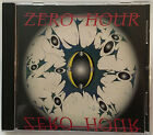 ZERO HOUR - s/t 1994 CD (AUTOGRAPHED) Jasun Troy Tipton / Towers Of Avarice