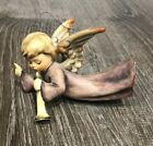 VINTAGE GOEBEL HUMMEL 366 FLYING ANGEL FIGURINE NATIVITY ORNAMENT