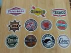 Vintage Oil, Gasoline, Tires, & Service Stations Decal Stickers  listing 113