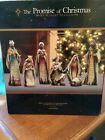 The Promise Of Christmas Nativity Set Robert Stanley