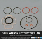 Derbi Atlantis 50 AC Red Bullet 2007 Full Engine Gasket Set & Seal Rebuild Kit