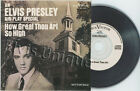 Elvis Presley Air-Play Special White Label Panama Promo CD