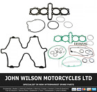 Honda CBX 550 F2 Supersport 1983 Full Engine Gasket Set & Seal Rebuild Kit