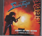 SAVATAGE GHOST IN THE RUINS A TRIBUTE TO CRISS OLIVA  RARE OOP CD FROM 1995