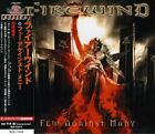 FIREWIND Few Against Many + 4 JAPAN CD Apollo Ozzy Mystic Prophecy Outloud Gus.G