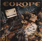 EUROPE BAG OF BONES SIGNED CD WHOLE BAND JOEY TEMPEST JOHN NORUM AUTOGRAPHED
