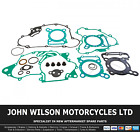 Derbi Senda 125 R 4V DRD 2010 Full Engine Gasket Set & Seal Rebuild Kit