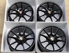 20 Porsche Cayman Boxster 20 Factory OEM Original Wheels Rims Black