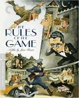 The Rules of the Game DVD 2011 2 Disc Set Criterion Collection Jean Renoir