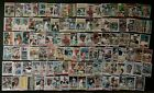 Huge 1970's & 80's Baseball Card Lot w Rookies &Stars Over 100 Cards Nice Value
