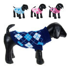 Small Medium Large Dogs Pet Dog Sweater Puppy Knit Clothes Coat Apparel XS XL