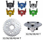 32T 40T Sprocket 15 Adapter For 415 chain 80cc Motorized Bicycle Bike Moped