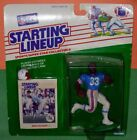 1988 MIKE ROZIER Houston Oilers Rookie Titans #33 * FREE s/h * Starting Lineup