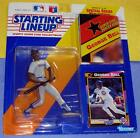1992 GEORGE BELL Chicago Cubs final * FREE s/h * Starting Lineup