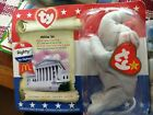 Ty Beanie Babies American Trio: Lefty, Righty, & Libearty. Brand New & Sealed.