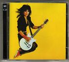 JOAN JETT BLACKHEARTS: ALBUM / GLORIOUS RESULTS OF A MISSPENT YOUTH 2 CD SET OOP