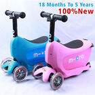 Micro Scooters Mini2Go 3 In 1 Kids 3 Wheel Adjustable Mini Scooter 18M+to 5years