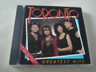 TORONTO Greatest Hits CD (1988 CBS) Holly Woods Your Daddy Don't Know CANCON Roc