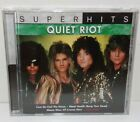 Super Hits by Quiet Riot (CD, May-1999, Sony Music Distribution (USA) Used CD