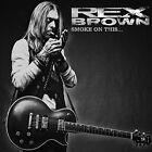 REX BROWN-SMOKE ON THIS-JAPAN CD BONUS TRACK F56 Japan
