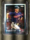 2015 Topps Chrome Baseball Rookie Short Print Guide, Refractor Parallels and Possible 11th Variation 26