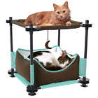 Kitty City Steel Claw Sleeper Cat Bed Furniture