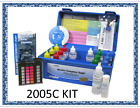 Taylor K 2005C Service Complete DPD Chlorine Brom Pool Test Kit with guidebook