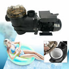 In Ground Swimming Pool Pump HIGH ENERGY SAVING EFFICIENT Water Strainer