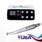 Dental Led Brushless Electric Micro Motor Nsk Style W 15 Fiber Optic Handpiece